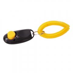 Dog Click Clicker Training Trainer black one