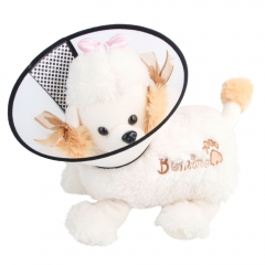 Elizabeth Protective Collar Wound Healing Cone Protection Smart Collar for Dog Cat Pet 3# as picture #4