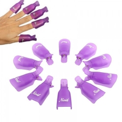 Electric Nail File Drill Manicure  Pedicure Machine Bits Soak Off Clip Cap Kit purple one size