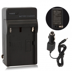 BATTERY CHARGER for SONY NP-F970 NP-F960 NP-770 NP-F550 NP-F330 F530 F570 F930 black one size