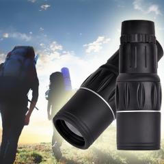 16x52 66m/8000m Field Angle Enables Green Film Monocular Adjustment Telescope