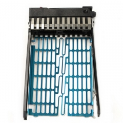 """New 2.5"""" SATA SAS Hard Drive Tray Caddy for HP 378343-002 DL380 DL360 G6 silver one size"""