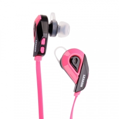 S2 High Quality Bluetooth Stereo Earphone pink
