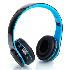 Wireless Head Wear Type Bluetooth V3.0 + EDR Stereo Sport Bluetooth Headset