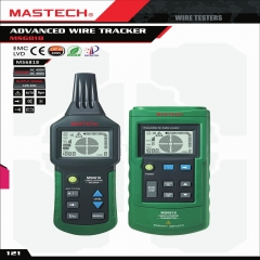 MASTECH MS6818 Underground Cable Line Metal Detector Tester Tracker Mesurement as picture one