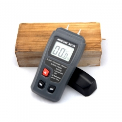BSIDE EMT01 LCD Digital Wood Moisture Meter Humidity Tester Timber Mesurement as picture one