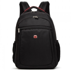 "Unisex 15"" Laptop Backpack Shoulder Casual Travel Outdoor Bag Rucksack SwissGear black one size"