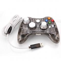 Wired Controller USB Gamepad Joypad For Microsoft Xbox 360 PC Windows10