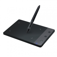 One Huion H420 Splash Pen Small Graphics Tablet Design Drawing for Windows & Mac