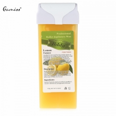 Natural Milk Wax Beeswax Body Hair Removal Depilatory Cream 100g Women Hair Removal Pro For Leg Hair as the picture