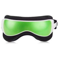 Health Care Eye MP3 Dispel Eye Bags Multifunctional Eyes Massage Electric Release Mask green