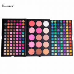 Hot Sale 183 Colors Eye Shadow Palette Pro 3 Layers Women Makeup Eye Shadow Palette Brand colormix