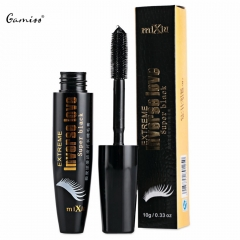 Hot Makeup Brand Black Mascara Volume Long Curling Eyelash Extension Grower Fiber Mascara Liquid black