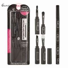 Hot Sale Makeup Brushes Set Profession Foundation Liquid Cream Cosmetic Makeup Brushes Set black