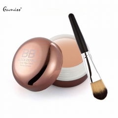 Natural Moisture Whitening CC Concealer Foundation Brush Set Natural Air Cushing BB Cream Concealer as the picture