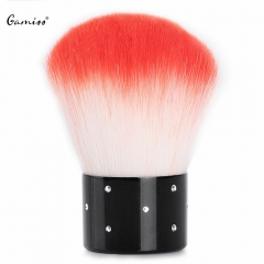2016 Hot Sale Colorful Nail Tools Brush For Acrylic & UV Gel Nail Art Dust Cleaner Nail Dust Brushes as the picture