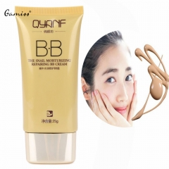 Professional Makeup Moisturizing Liquid Foundation Concealer Isolation Whitening Repair BB Cream as the picture