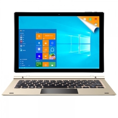 Teclast Tbook 10 S 2 in 1 Tablet PC 10.1 inch Windows 10 + Android 5.1 Quad Core champagne gold