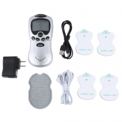 Electronic Body Slimming Health Care Tens Acupuncture Massage Machine Pulse Pain Relief