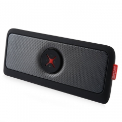 PINSHOW MINISLOVE X7 Portable Wireless Bluetooth Speaker with Microphone Power Bank Function black 3w*2 X7