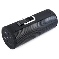 Portable Wireless Bluetooth Speaker AJ90 360Degree Comprehensive Stereo Waterproof Bluetooth Speaker black 10w AJ90