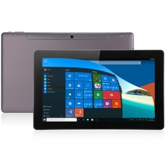 Teclast Tbook 11 2 in 1 Ultrabook Tablet PC 10.6 inch PS Intel Quad Core 1.44GHz 4GB RAM 64GB ROM gray