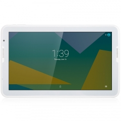 HIPO A106T 10.6 inch Android 5.1 Tablet PC Allwinner A83T Octa Core 1.8GHz 1GB RAM 16GB ROM white