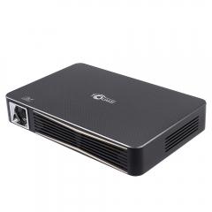 TOUMEI V3 DLP Projector 300 ANSI Lumens 1280 x 800 Pixels Wireless Bluetooth 4.0 black eu plug