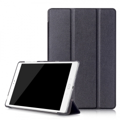 Ultra Thin PU Leather Tablet Protective Cover Auto Sleep for ASUS Zenpad 3S 10 Z500M 9.7 inch Black ASUS Zenpad 3S