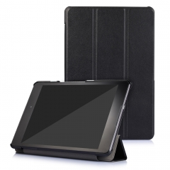 Ultra Thin PU Leather Tablet Protective Cover Auto Sleep for ASUS Zenpad Z8 ( ZT581KL ) black ASUS Zenpad Z8