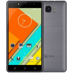 Mpie MG16 Android 6.0 5.0 inch 3G Smartphone MTK6580 Quad Core 1.3GHz gray