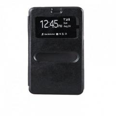 Samsung J710 - Double Window case Black 4