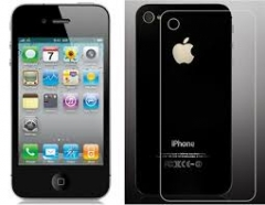 Iphone 4G - tempered Glass Protector