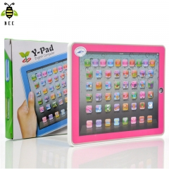 learning machine ypad leaning toys with light & sound English