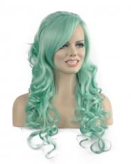 Ladies Women Long Curly Big Wavy Hair Heat Resistant Cosplay Wig