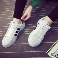 Adidas Superstar Men's Women's Sneakers SWISSANT® black us5.5