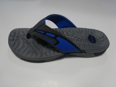 Mens Filo Flops Sandals New Massage Shoes SWISSANT® DARK BLUE US7
