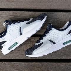 NIKE MAO Breathable Men's Women's Shoes Running Shoes SWISSANT® BLACK UK4