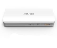 ROMOSS  20000mAh Power Bank Pad  Power Mate Power Portable Charger Battery SWISSANT® white 20000mAh