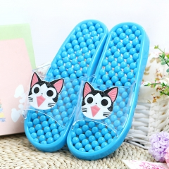 Slippers Men/Women Beach Slippers House Slippers Summer Sandals Home Indoor Slippers SWISSANT® blue uk4.5