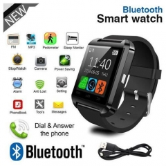 U8 Bluetooth Android Digital Smart Watch
