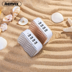 REMAX TRAVEL CHARGER 4xUSB output 6A fast-acting flame-retardant material smart chip gold 4 USB