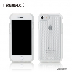 REMAX CREATIVE CASE CHENIM designed for iPhone7 / 7Plus TPE damping white iphone7(4.7)
