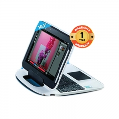 "isurf (IS1836IDT) - 10.1"" 2-in-1 Tablet - 32GB - 2GB RAM - 5MP Camera - Windows 8.1- Windows 8.1 Grey"
