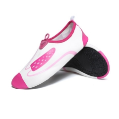 Aqua Water Shoes Swimming For Women Men Wading Shoe Fitness Toning Shoes Slimming Beach    Gym fuchsia S(22.5-23.0cm)