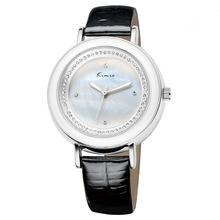 Ladies' Crystal Dress Style Watch - Black