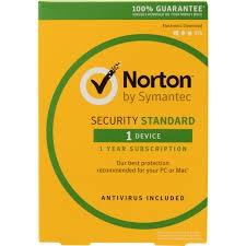 Norton Security Standard 1 User
