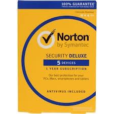 Norton Security Deluxe 5 User