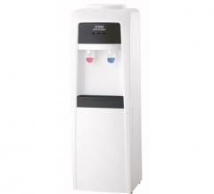 Von Hotpoint Water Dispenser HWDZ2110W Elec.Cooling Free Standing Water Cabinet WHT