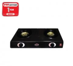 Von Hotpoint Cooker HPTT2013T Two Burner Table Top - Teflon
